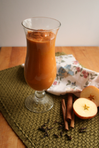 Carrot Apple Spice Smoothie