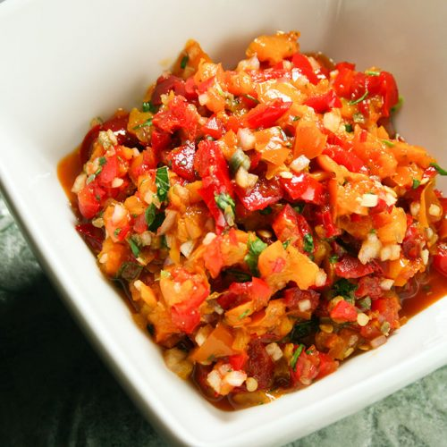 Peppadew Sweet Pepper Relish