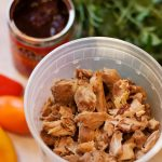 Pressure Cooker Chipotle Chicken Thighs