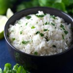 Cilantro Lime Rice - just like Chipotle
