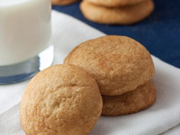 Soft Snickerdoodle Cookies