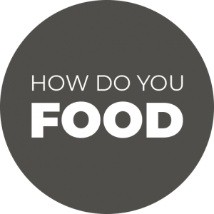 How Do You Food logo