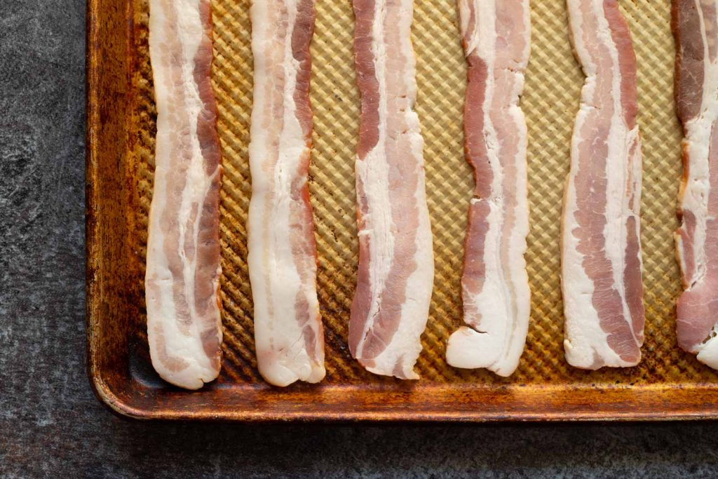 Oven Bacon - the best way to cook bacon
